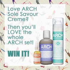 Have soft, beautiful feet all winter with this $80 Giveaway! http://ecmom.co/ARCHGIVEAWAY