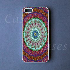 Iphone 5 Case - Purple Art Iphone 5 Cover on Luulla