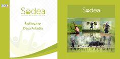 SODEA (Software Desa Arfadia) adalah solusi terbaik sistem informasi untuk pemerintahan desa untuk pelayanan publik yang lebih baik. #SODEA #SoftwareDesa Information Technology, Digital Marketing, Identity, Software, Web Design, Branding, Design Web, Brand Management, Computer Technology