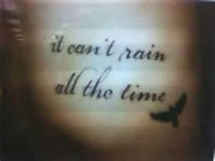 """Quote from """"The Crow"""" tattoo I Tattoo, Tattoo Quotes, Serious Quotes, Fun Signs, Body Is A Temple, Girl Tattoos, Movie Tattoos, Finger Tattoos, Tatoos"""