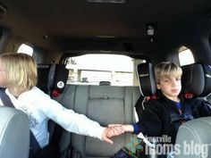 Discipline on the Go | Knoxville Moms Blog, motherhood, parenting while traveling on the go