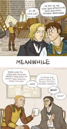 les mis|discworld: how do they rise up by simply-irenic.deviantart.com on @deviantART