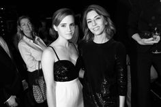 Sofia Coppola & Emma Watson