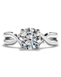 Luxry Diamond Wedding Ring ♥ Perfect Diamond Solitaire Ring