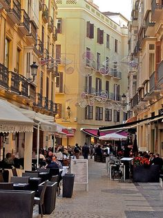 Malaga, Andalucía, Spain.  http://www.costatropicalevents.com/en/costa-tropical-events/andalusia/cities/malaga.html
