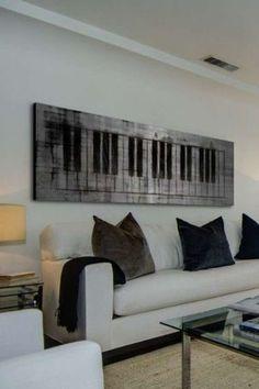 Decoração de Ambientes com Estilo Musical      Decoração e Projetos