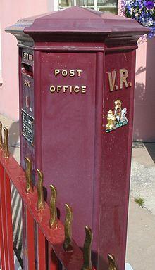 1584 Beste Afbeeldingen Van Post Boxes In 2020