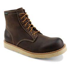 Eastland Barron Men's Boots, Size: 8.5 D, Dark Brown