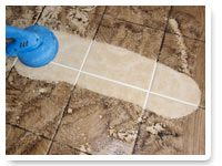 How To Clean A Travertine Tile Shower Shower Floor Tile Clean