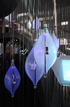 Yota Devices Pavilion, Barcelona, 2013 - External Reference