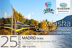 El miércoles 25 de marzo si estáis en Madrid, nos vemos en la charla sobre Alaska que vamos a dar en colaboración con Island Tours, ¡os esperamos allí! [...]