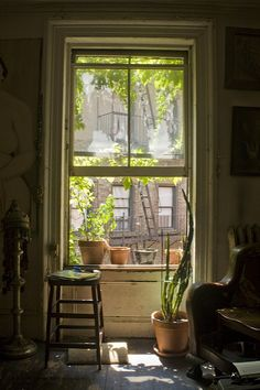 Through the Window | by lachance