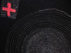 Christine Mauersberger: Stitched Circles