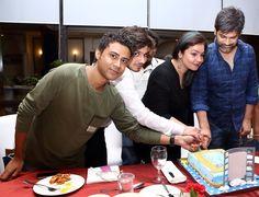zeeshan ahmad with pooja bhatt