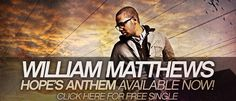 Free download from one of Bethel's worship leaders William Matthews!! Check it out!