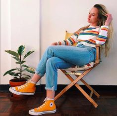 51 Best Yellow Converse images in 2019