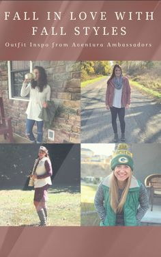 From kid wrangler to marathoner to DIYer extraordinaire, these ladies have the style you need to keep going on busy Eco Friendly Fashion, Fall Fashion Outfits, Falling In Love, Lady, Style, Adventure, Swag, Outfits