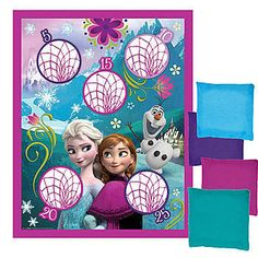 Disney Frozen Bean Bag Toss Game