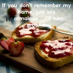 How athletes turn simple toast into power meals. Yes, avocado is often included. Make Day, Strawberry Jam Recipe, Caramel, Fruit Jam, How To Make Jam, Brownie, Mixed Fruit, Organic Fruit, Cupcakes