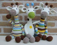 Stip & HAAK - Giraffe Gijs