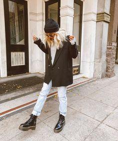 December 25 2019 at fashion-inspo Winter Fashion Outfits, Fall Winter Outfits, Look Fashion, Autumn Winter Fashion, Edgy Fall Fashion, Indie Fall Outfits, Grunge Fashion Winter, Grunge Winter Outfits, Fashion Quiz