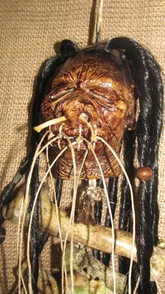 Shrunken Head Bone Head