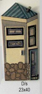 Colorful Ceramic Home Contemporary Art Handmade Wall Made In Greece D