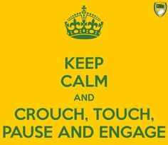 Keep Calm #rugby_pazzi #rugby #fb