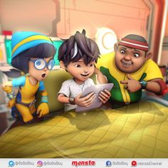 This is you snd your friends and they are giving you a result of Chunin exam. Galaxy Movie, Anime Galaxy, Boboiboy Galaxy, Iron Man Hd Wallpaper, Galaxy Wallpaper, Boboiboy Anime, Doraemon Wallpapers, Galaxy Pictures, Anime Muslim