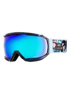 3c02b4a15ddc Roxy Womens Hubble Ski Snowboard Goggles for