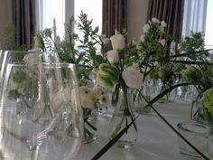 tabledecoration white elegance
