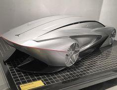 #Mercedes concept by Boemsoek Kim @CCS_Detroit