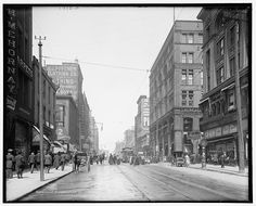 I think these early 1900's pictures of KC are so cool.
