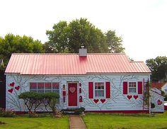 Heart house found on unusuallife.com