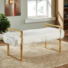 Found it at Wayfair - Chloe Upholstered Bedroom Bench
