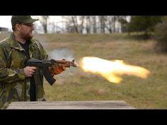 How far will a .22 LR Kill? - YouTube