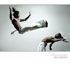 :: CAPOEIRA ::  by Felix Rachor