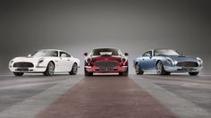 David Brown Is Going To Present Its Speedback GT At The Geneva Motor Show The future Geneva Motor Show will have David Brown Automotive present there, at well. This British company is going to present its two Speedback GT cars, based on some adjustments of the design and engineering. The coachbuilt special is actually inspired by Aston Martin DB5, with a hand-crafted...