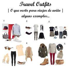 Tripping in Trips: Viajar   O Que Vestir?