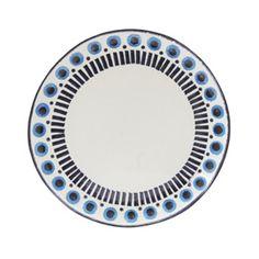 Da Terra Folklore Dining Set - 634802 - Da Terra Folklore Dinner Plate H2.5 x D27.5cm