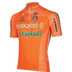 5447ddee0 Euskaltel Euskadi Team Short Sleeve Cycling Jersey - 2011.