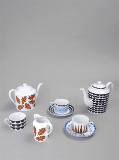 Couverture and The Garbstore - Homeware - House of Rym - 'Tea For Ten' Teapot My Cup Of Tea, Tea Cup, Kitchenware, Tableware, Cup And Saucer, Tea Pots, Objects, Ceramics, Coffee