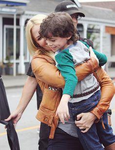 Jennifer Morrison & Raphael Alejandro - 12 August 2014