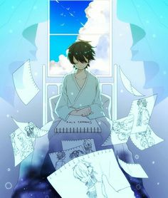 Kagerou Project (Mekakucity Actors) Anime Artwork, Manga Art, Manga Anime, Anime Guys, All Anime, Kagerou Project, Tans, Character Design, Character Ideas