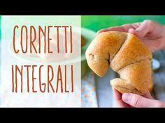 Cornetti fatti in casa soffici | Ricetta Vegan - YouTube