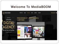 Web Design CT  Favorite Website Awards (FWA) recognizes the latest and best in cutting edge design. It selected our website design company's website mediaBOOM.com as its Site of the Day for December 31st , 2005.  The Favorite Website Awards was established in 2000. It is an industry- recognized award program and inspirational portal, based in England and is one of the world's leading website recognitions. FWA is widely recognized as one of the top achievements for innovative web design.