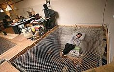 What Do You Think? An Extreme Home Hammock
