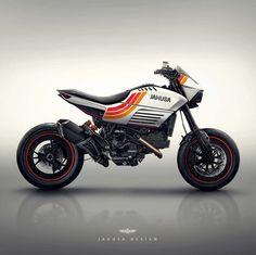 Jakusa Design Ducati Scrambler