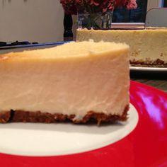 Klassischer New York Style Cheesecake