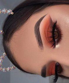 51 best eyeshadow looks, eye makeup looks, eye shadow , ey. - Make Up 2019 Makeup Eye Looks, Sleek Makeup, Natural Eye Makeup, Cute Makeup, Pretty Makeup, Brown Makeup Looks, Eye Makeup Images, Eye Makeup Art, Day Makeup